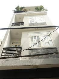 Cho thuê nhà hẻm 8m 295/1A Lê Văn Sỹ, gần chợ Phạm Văn Hai